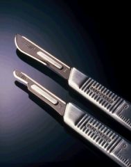 ASPEN BARD-PARKER® SURGICAL BLADE HANDLES Blade Handle Size 6, 5/cs (Not Available for sale into Canada)