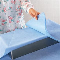 "HALYARD KIMGUARD™ ONE-STEP™ KC300 STERILIZATION WRAP Heavy-Duty Sterilization Wrap, 24"" x 24"", 240/cs"
