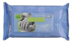 "PDI NICE-N-CLEAN® BABY WIPES Baby Wipes (Unscented), 7"" x 8"", 40/pk, 12 pk/cs (120 cs/plt) (US Only)"