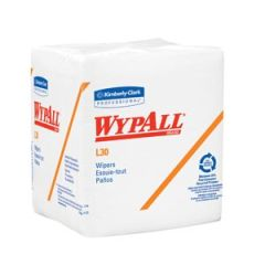 KIMBERLY-CLARK WYPALL® WIPERS WYPALL L30 EconoMizer Wipers, DRC, 90 sheets/pk, 12 pk/cs (48 cs/plt)