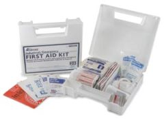 PRO ADVANTAGE® FIRST AID KITS 25 Person First Aid Kit, 158 pieces (10/cs, 40 cs/plt) (Not Available for sale into Canada)