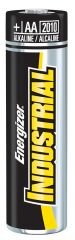 Energizer Industrial Battery   Alkaline *DISC* Battery, AA, Alkaline, Industrial, 4/pk, 6 pk/bx