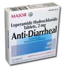 MAJOR LAXATIVES Anti-Diarrheal, Caplets, 12s, Compare to Imodium A-D®, NDC# 00904-772a5-12