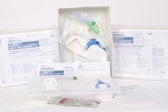 CARDINAL HEALTH FOLEY CATHETERIZATION TRAY WITH DRAIN BAG Foley Catheter Tray with #6208 Drain Bag 2000mL, Latex, 14FR, 5cc Drain Bag, 10/cs (Continental US Only)