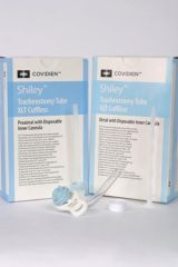 MEDTRONIC SHILEY® TRACHEOSTOMY TUBES Tracheostomy Tube, Size 6 DCFS Disposable Cannula Cuffless, 6.4mm I.D, 10.8mm O.D. x 74mm L, 1/bx (Continental US Only)