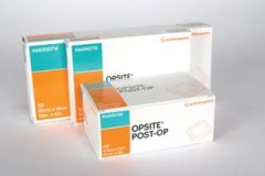 """SMITH & NEPHEW OPSITE™ POST-OP COMPOSITE DRESSINGS Composite Dressing, 4¾"""" x 4"""", 10/bx, 10 bx/cs (US Only)"""
