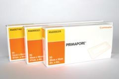 """SMITH & NEPHEW PRIMAPORE™ SPECIALTY ABSORBENT DRESSINGS Absorbent Dressing, 13¾"""" x 4"""", 20/bx, 10 bx/cs (US Only)"""
