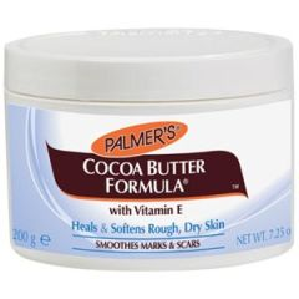 E.T. BROWNE PALMER'S COCOA BUTTER Cocoa Butter, 7.25 oz Jar, 12/cs (140 cs/plt) (026351)