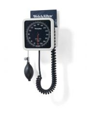 WELCH ALLYN 767 SERIES WALL & MOBILE ANEROIDS 767 Wall Aneroid & Adult Cuff (US Only)