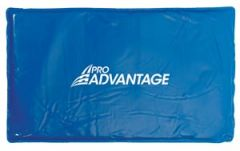 "Pro Advantage® Reusable Cold Packs Cold Pack, Vinyl, Oversized, 13"" x 19"", Blue (021386)"