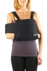 "PRO ADVANTAGE® SLING AND SWATHE Sling and Swathe, Universal, up to 53"" Chest Circumference, Cloth, Foam, Laminate, Late Free, Non-Sterile, 1/bg (091083)"