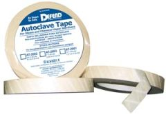 "Mydent Defend Autoclave Indicator Tape Autoclave Indicator Tape, 1"" x 60 Yd roll"
