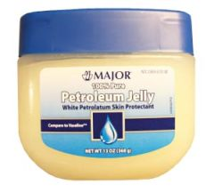 MAJOR SKIN CARE Petroleum Jelly, White, 390mL, Compare to Vaseline®, NDC# 00904-5731-82