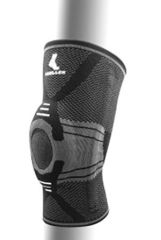 MUELLER OMNIFORCE™ KNEE STABILIZER, KS-700 Black, X-Large (In retail clamshell) (Products are only available for sale in the U.S. Products cannot be sold on Amazon.com or any other 3rd party platform without prior approval by Mueller.)