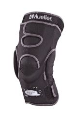 MUELLER HG80® HINGED KNEE BRACE Black, X-Large (In retail pkg) (Products are only available for sale in the U.S. Products cannot be sold on Amazon.com or any other 3rd party platform without prior approval by Mueller.)